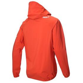 inov-8 Stormshell FZ Waterproof Jacket Men, rojo